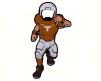 Bottle Opener Magnet Metal - Texas Longhorns-JENKINS34959