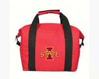 Kooler Bag Iowa State Cyclones (Holds a 12 Pack)-KO029780556