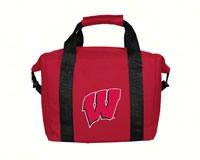 Kooler Bag - Wisconsin Badgers (Holds a 12 pack)-KO029780562