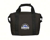 12 pack Kooler Bag - Colorado Rockies-KO02978509