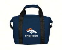 12 pack Kooler Bag - Denver Broncos-KO029787026