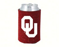 Glitter Can Coolie Oklahoma Sooners-KO07788042