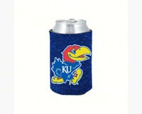 Glitter Can Coolie Kansas Jayhawks-KO07788054
