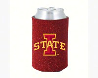 Glitter Can Coolie Iowa State Cyclones-KO077880556
