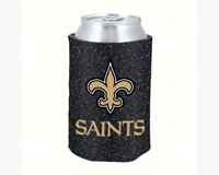 Glitter Can Coolie New Orleans Saints-KO07788254