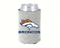 Glitter Can Coolie - Denver Broncos-KO077887026