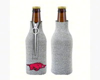 Glitter Bottle Coolie Arkansas Razorbacks-KO077981026
