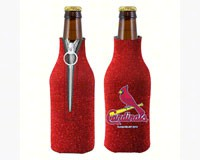 Glitter Bottle Coolie St. Louis Cardinals-KO07798539