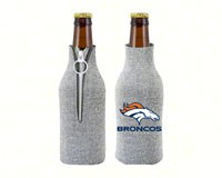 Glitter Bottle Coolie - Denver Broncos-KO077987026
