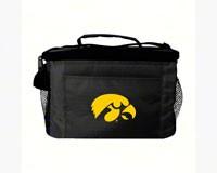 Kooler Bag Iowa Hawkeyes (Holds a 6 Pack)-KO10828053