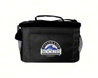 6 pack Kooler Bag - Colorado Rockies-KO10828509