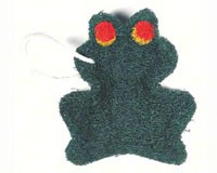 Frog Loofah Kitchen Scrubber-LOOF2201
