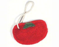 Tomato Loofah Kitchen Scrubber-LOOF3101