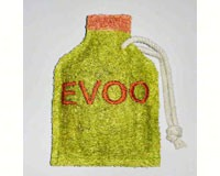 EVOO Loofah Kitchen Scrubber-LOOF6003