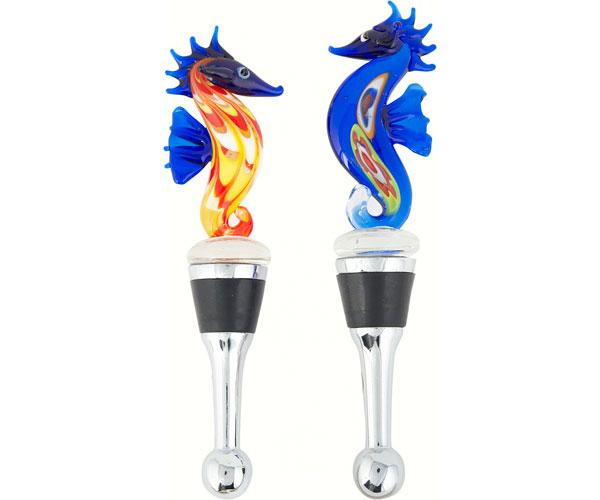 Bottle Stopper - Seahorse BS-052