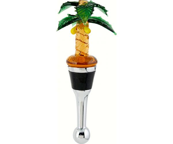 Bottle Stopper - Palm Tree BS-085