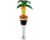 Bottle Stopper - Palm Tree BS-085