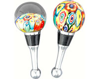 Bottle Stopper - Millefiore BS-086
