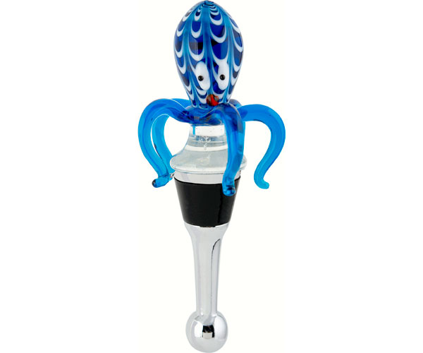 Bottle Stopper - Octopus BS-099