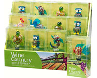 Bottle Stopper - Wine Country - Ven-BS-1006