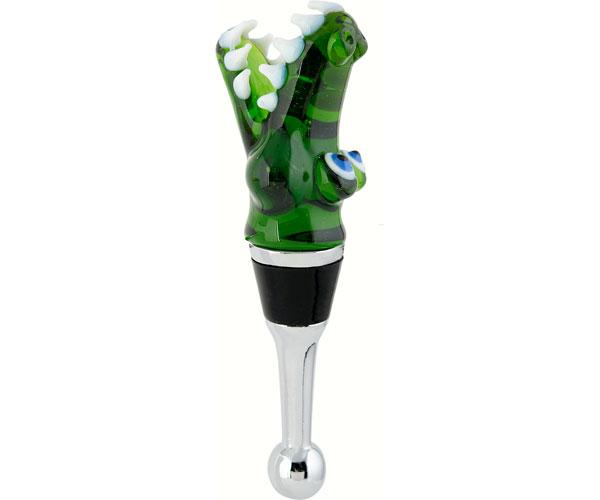 Bottle Stopper - Alligator BS-116