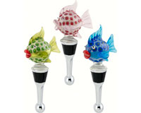 Bottle Stopper - Blowfish BS-173