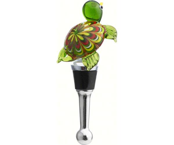 Bottle Stopper - Venetian Turtle BS-391