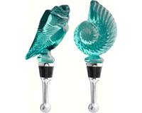 Bottle Stopper - Biscayne Shells BS-420