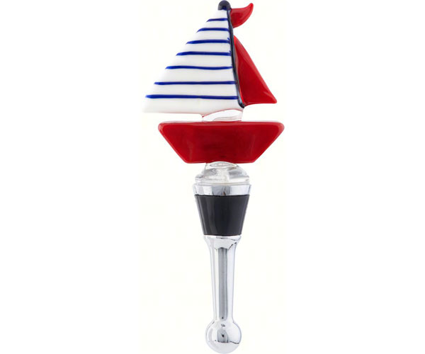Bottle Stopper - Sailboat BS-438