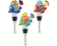 Bottle Stopper - Funky Fish BS-446