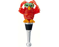 Bottle Stopper - Red Owl BS-458