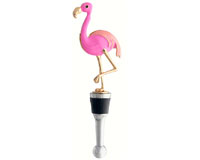 Bottle Stopper - Flamingo (Enamel) BS-499