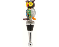 Bottle Stopper - Owl BS-515