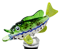 Lake Fish Bottle Stopper BS-535