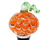 Pumpkin Bottle Stopper-BS-537