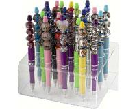 Acrylic Rack for 24 Pens-TBD-DR-014