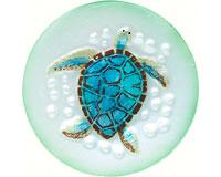 Turtle Platter - 13 Inch Round-GP-002