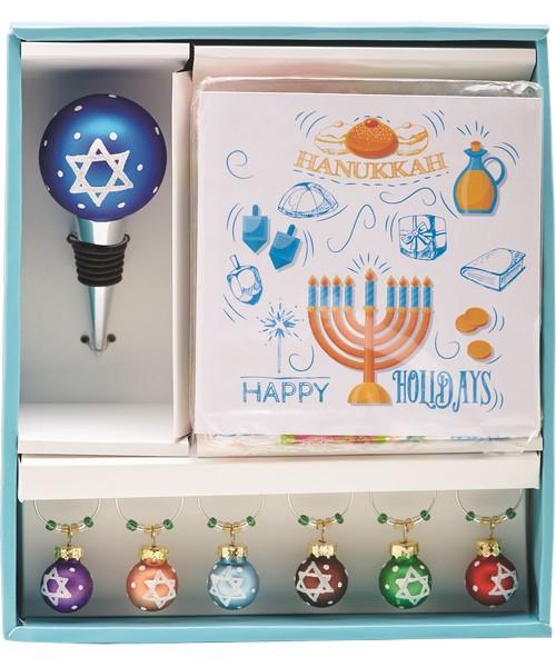 Hostess Set - Hanukkah
