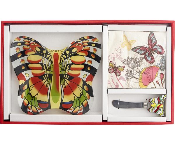 Butterfly Hostess Set