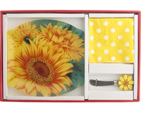 Sunflower Hostess Set-HS-062