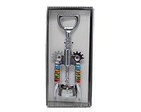 Glass Beaded Wine Corkscrew-HS-067