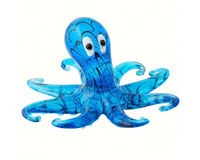 Milano Art Glass Animals-Octopus MA-054