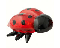 Milano Art Glass Animals-Ladybug MA-057