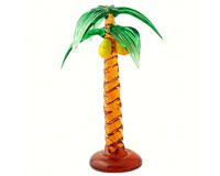Milano Art Glass Animals-Palm Tree MA-072