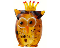 Milano Owl with Crown MA-088