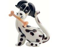 Milano Dog with Bone-MA-091