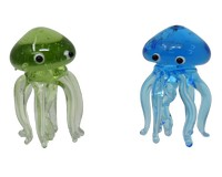 Milano Art Glass Animals-Jelly fish MA-110