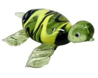 Milano Art Glass Animals-Sea Turtle-Set of 2-MA-121