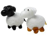Milano Art Glass Animals-Sheep MA-127