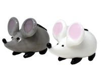 Milano Art Glass Animals-Mice MA-128